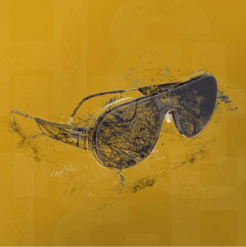 Image Header -  Glasses